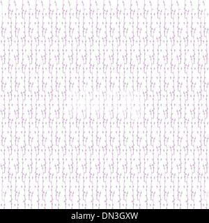Seamless Bamboo Pattern. Vector Illustration Stock Vector