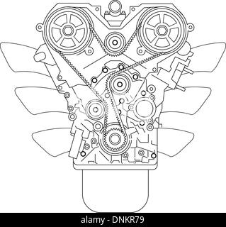 Fire Racing Engines Racing Spoilers Wiring Diagram ~ Odicis