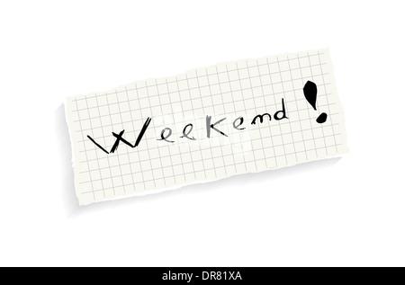 Handwriting textss writing Happy Friday Motivational Call