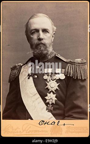 Portrett av Kong Oscar II, Gustav V, Gustav VI og Gustav Adolf, 1906 Stock Photo: 74749427 - Alamy