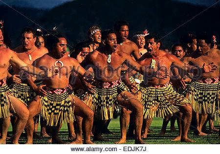 Haka Tanz Island