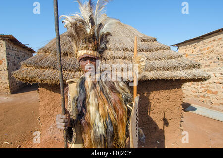 Image result for PHOTO OF VILLAGE CHIEF IN TONGO TONGO AFRICA