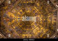 Florence Baptistery: Mosaic ceiling of the Florence