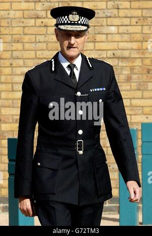 Chief Constable David Westwood Stock Photo: 107624442 - Alamy