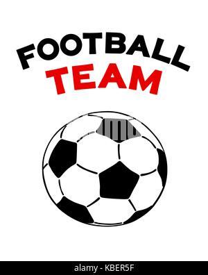 Soccer Poster Vector. Football Ball. Design For Sport Bar