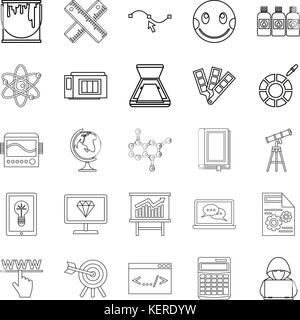 Diploma of higher education vector thin line stroke icon