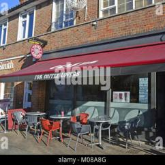 Outside Tables And Chairs Tesco Home Office Costa Coffee Seating Area At Supermarket, Seaton Stock Photo: 57846040 - Alamy