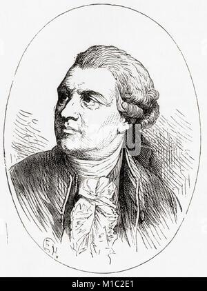 Portrait of Friedrich Gottlieb Klopstock (1724-1803
