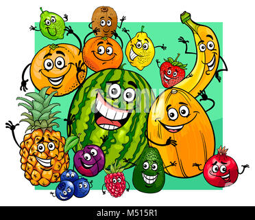 A Fruit Cartoon Pineapple Mascot Character Giving A Thumbs Up Stock Photo 122013758 Alamy
