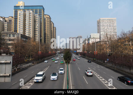 Chinese Apartment Building Tall Highrise Development Living Space Urban City Environment Stock Photo: 178835596 - Alamy