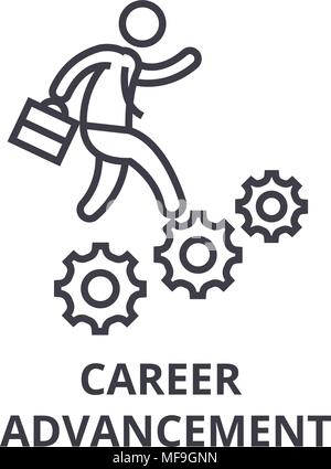 Career, Advancement, Employee, Ladder, Promotion, Staff