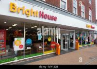 Branch of Bright House, a furniture rental store, in ...