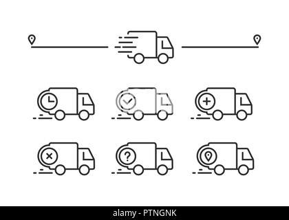 Agile icon in flat style. Flexible vector illustration on