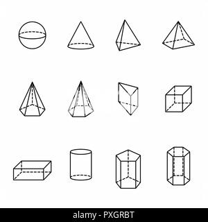 Vector 3D Illustration Geometric, Polygon, Line,Triangle