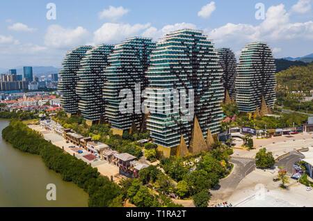 Sanya Sanya China 28th Mar 2019 Sanya China The Beauty