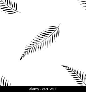 Floral repeating pattern on a gradient background of the