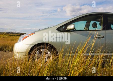 Auto Hybrid Elektroauto Neue Auto Erfindung Herr John De