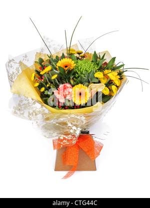 Schnittblumen Blumenstrau Stockfoto Bild 83056585  Alamy