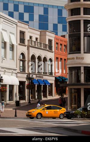 Rodeo Drive Luxus Shopping Stra 223 E Zwei Rodeo Drive