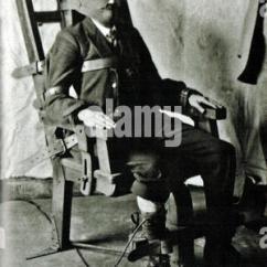 Execution By Electric Chair Bedroom Hinrichtung Durch Den Elektrischen Stuhl Usa 1898 Stockfoto, Bild: 8382341 - Alamy