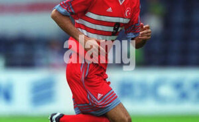 Hakan Sukur Turquie Fc Galatasaray 04 Septembre 1999