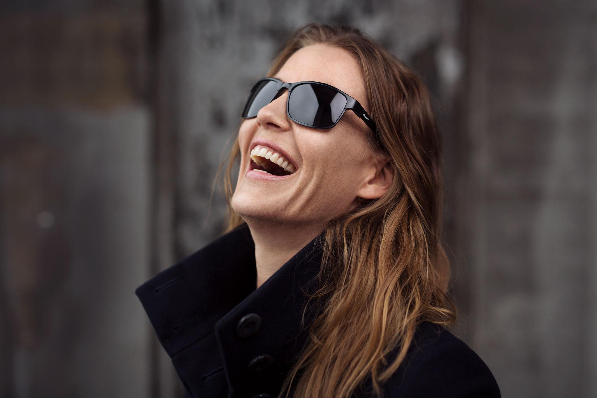 Fotograf til solbrillemode