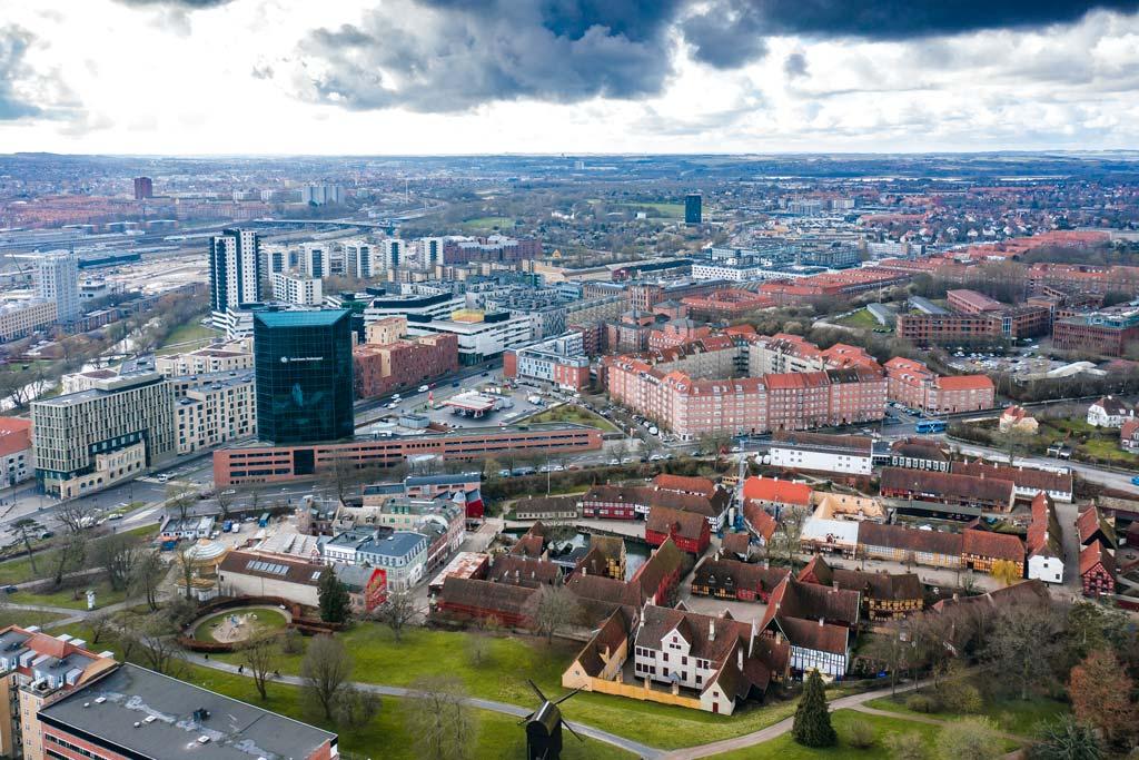 Få Fede Billeder Med En Professionel Dronefotograf