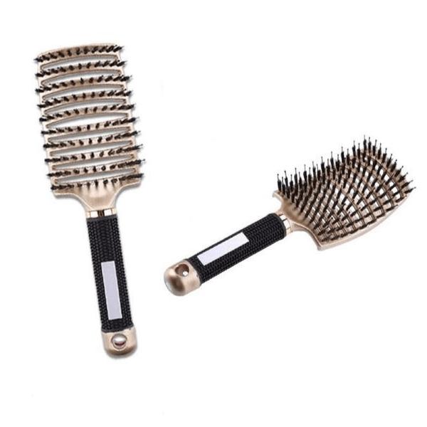 Les peignes et brosses pour cheveux afro