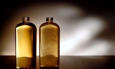 DIY : Huile sèche pour une peau scintillante