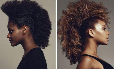 Frohawk : La coiffure des guerrières