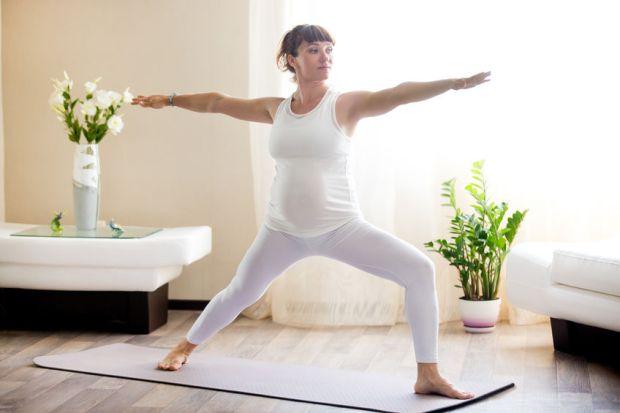yoga femme enceinte