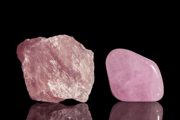 Le quartz rose pierre guérisseuse l'lithothérapie