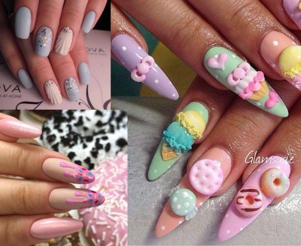Été2021, Inspiration nail art