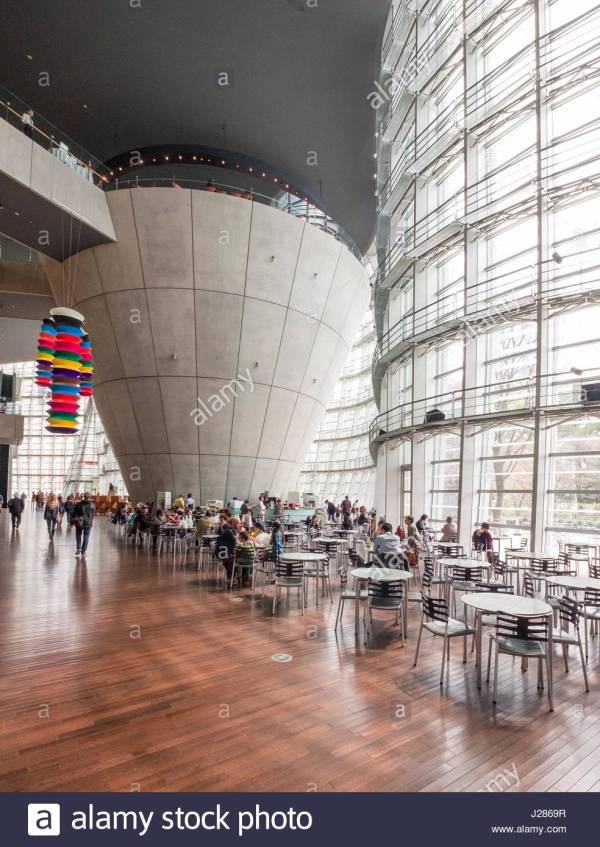 National Museum Tokyo Interior Stock &