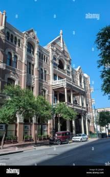 Driskill Hotel Austin Texas