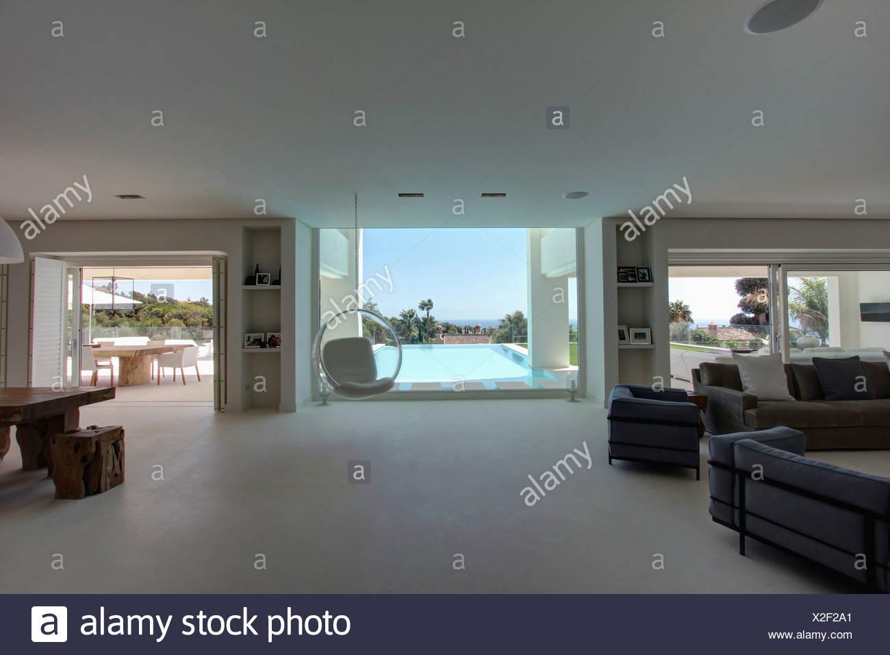 Wohnzimmer Boden Trend