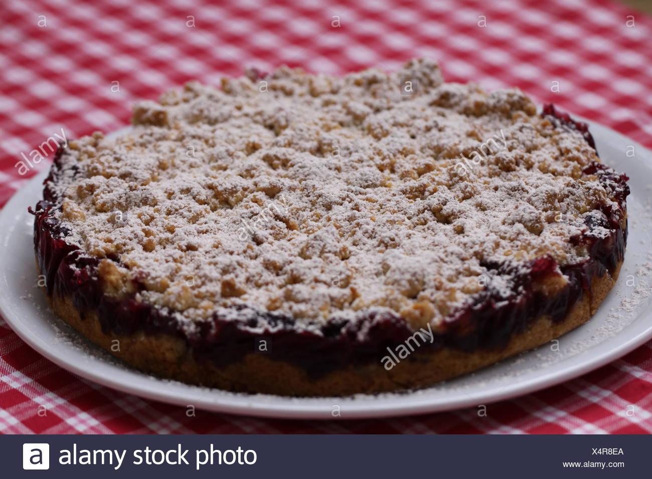 Kuchen Mit Kirschen Veganer Schoko Kirsch Kuchen Sky Vs The Hunger