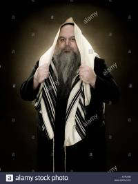 Tallit Shawl Stock Photos & Tallit Shawl Stock Images - Alamy