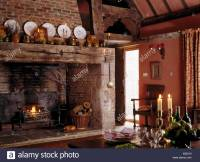 Inglenook Fireplace Stock Photos & Inglenook Fireplace ...
