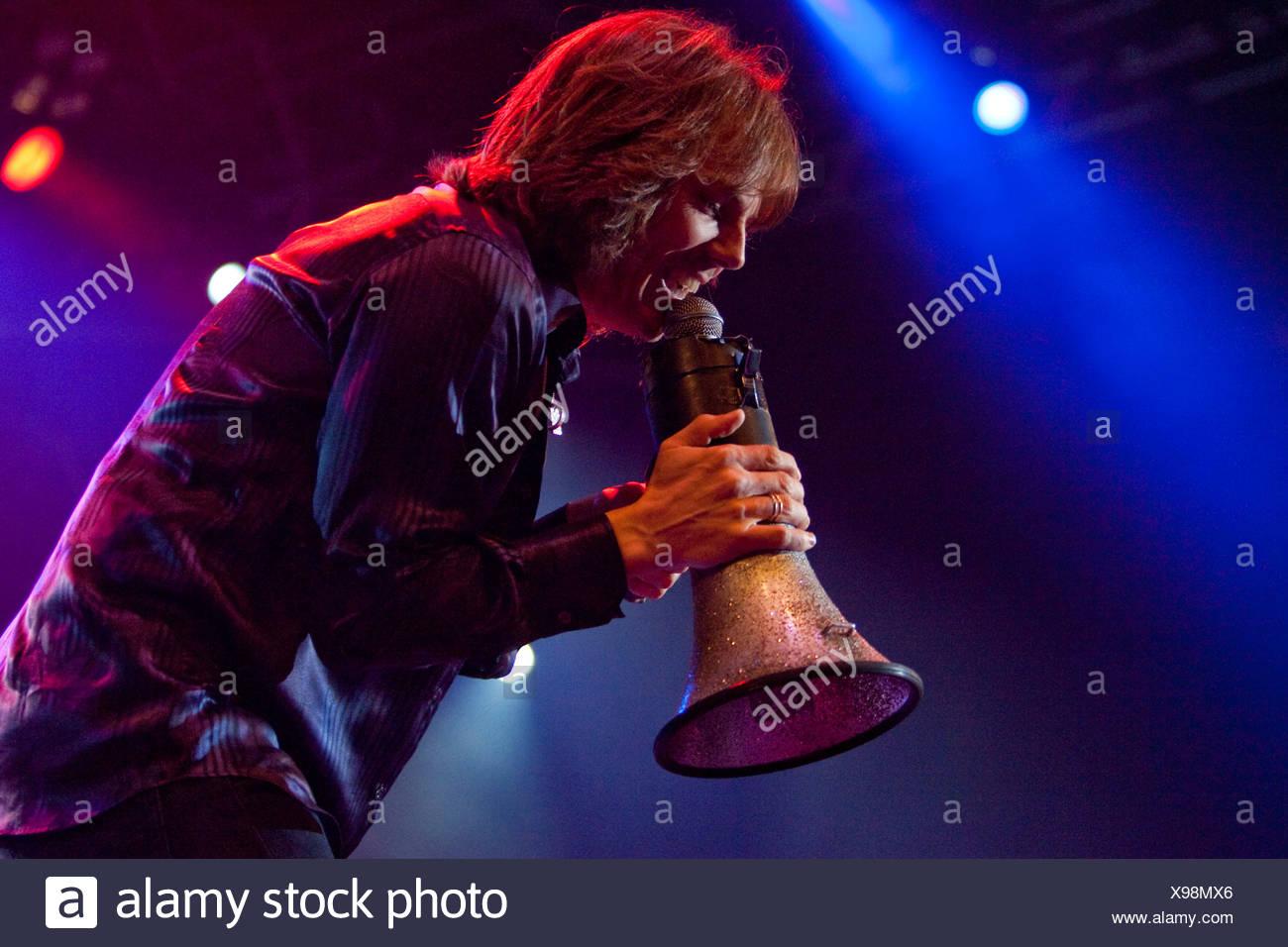 Joey Tempest Stock Photos & Joey Tempest Stock Images - Alamy