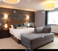 Bedside Wall Lights Stock Photos & Bedside Wall Lights ...