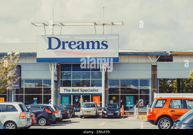 Dreams Bed Shop Stock Photos Amp Dreams Bed Shop Stock Images Alamy