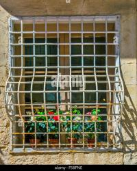 Burglar Bars Stock Photos & Burglar Bars Stock Images - Alamy