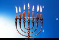 Menorah Lighting Stock Photos & Menorah Lighting Stock ...