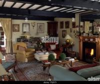 Cottage Interiors Livingrooms Stock Photos & Cottage ...