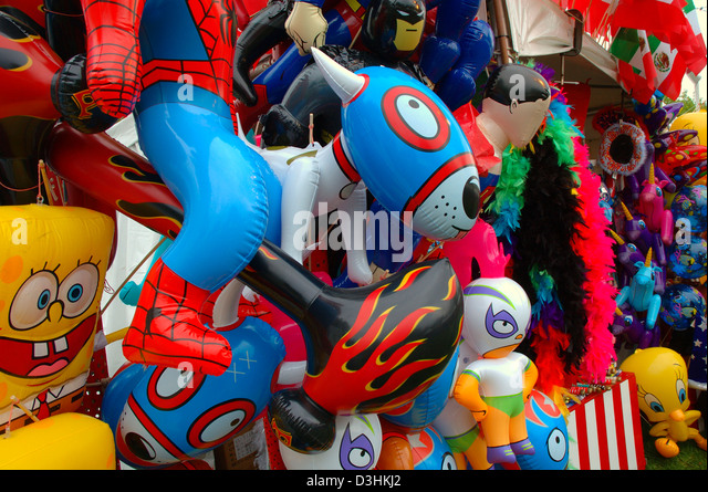 Carnival Midway Prizes Stock Photos  Carnival Midway Prizes Stock Images  Alamy