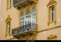 Ornamental Parapets Of Balconies Stock Photos & Ornamental ...