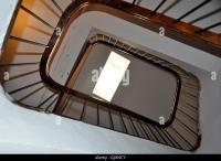 Spiral Stairwell Stock Photos & Spiral Stairwell Stock ...