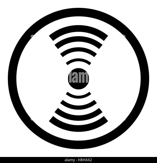 Wifi Symbol Computer Stock Photos & Wifi Symbol Computer