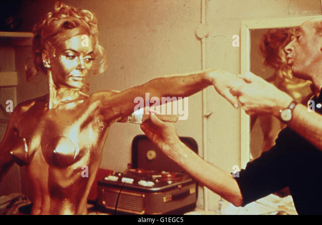 Shirley Eaton Stock Photos Amp Shirley Eaton Stock Images
